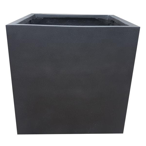 Black Cube | Fibrestone Planter
