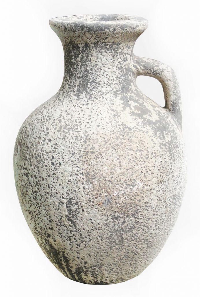 Ceramic Atlantis Grecian Wine Jug Urn Planter - Socrates