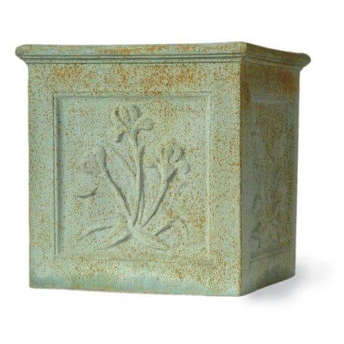 Botanical Cube | Fibreglass Planter