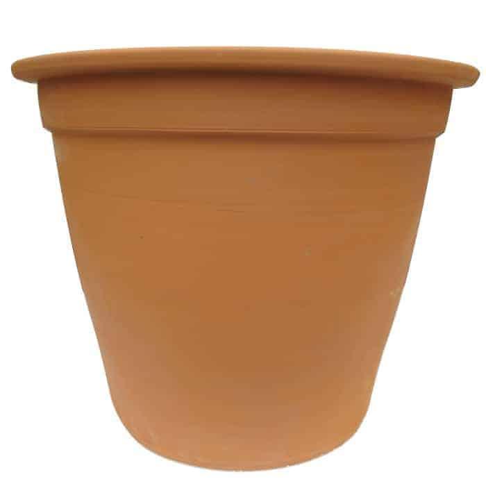 Ceramic Plain - Gama | Terracotta Planter