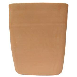 Ceramic Square - Albuquerque   Terracotta Planter