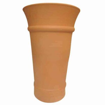 Ceramic Tulip Vase - Cabral | Terracotta Planter