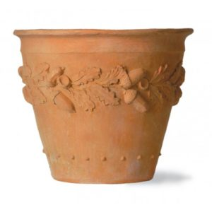 Oakleaf Pot | Fibreglass Planter