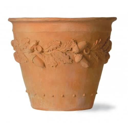 Oakleaf Pot | Fibreglass Planter