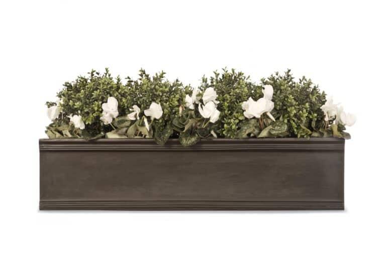 Chelsea Trough Planter 97x22x22cm Lifestyle1