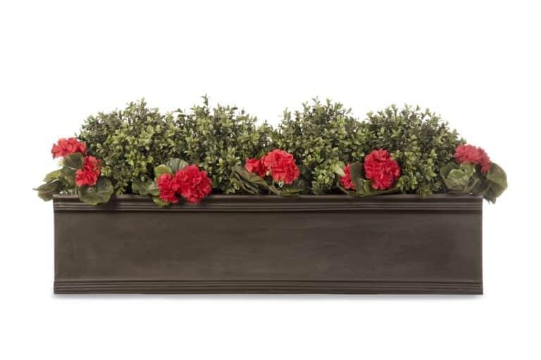 Chelsea Trough Planter 97x22x22cm Lifestyle2