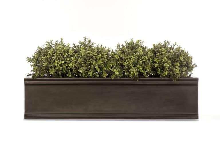 Chelsea Trough Planter 97x22x22cm Lifestyle4