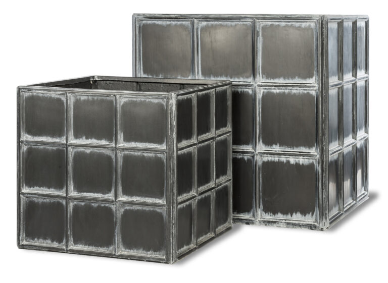 Downing Street Cube Planter Two Sizes
