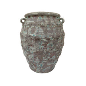 Large Atlantis Urn Ceramic Planter