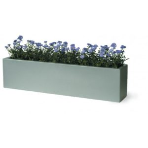 Geo Windowbox Fibreglass Planter