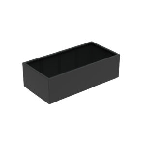 Aluminium Trough Planters by Adezz