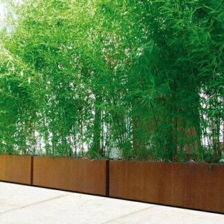 Andes Trough Adezz Corten Steel Planters Alt 2
