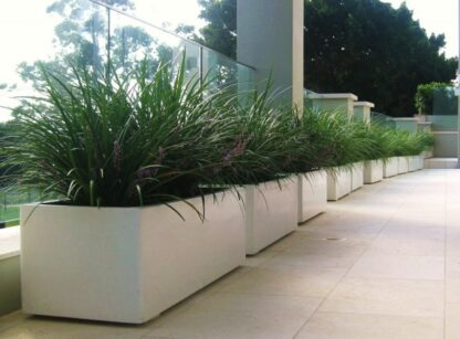 Florida Trough Adezz Aluminium Planters Alt 1