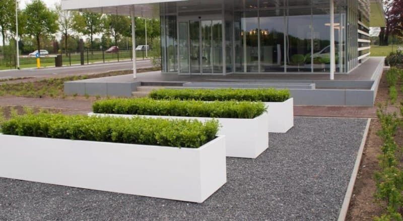 Florida Trough Adezz Aluminium Planters Alt 3