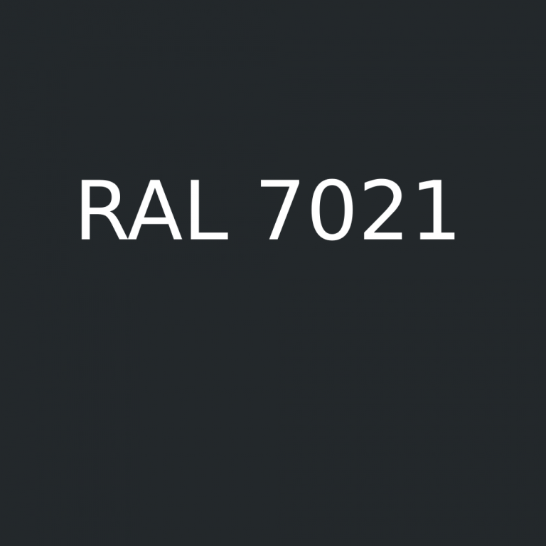 RAL7021