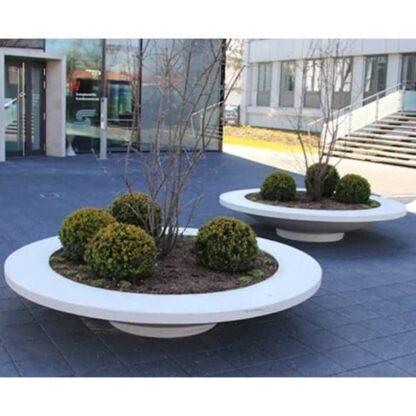 Besso Seat Bowl Adezz Polymer Concrete Planter Alt 1