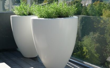 Canna Vase Adezz Fibreglass Planter Alt 1