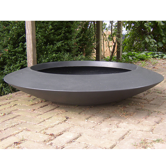Malva Closed Bowl Adezz Fibreglass Planter Alt 1