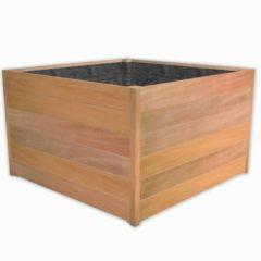 Sevilla Cube | Adezz Hardwood Planters