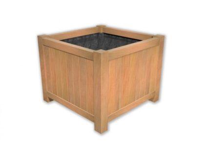 Valencia Cube | Adezz Hardwood Planter