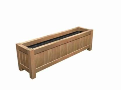 Valencia Trough | Adezz Hardwood Planter