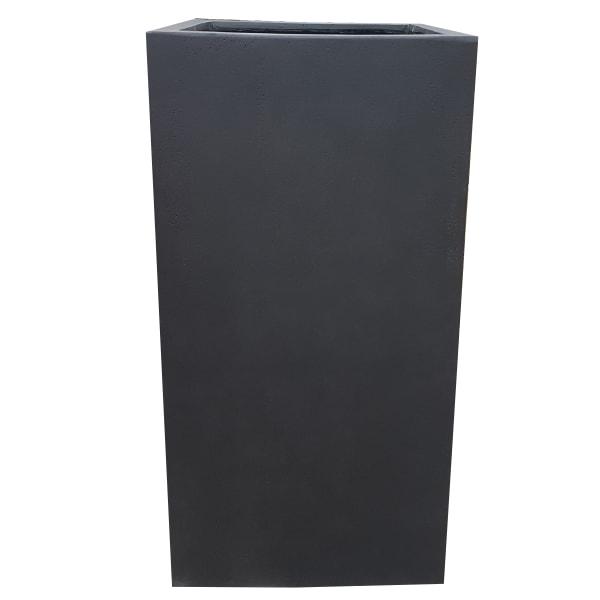 Black Tower   Fibrestone Planter