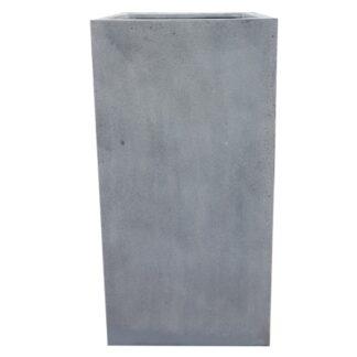 Grey Tower | Fibrestone Planter