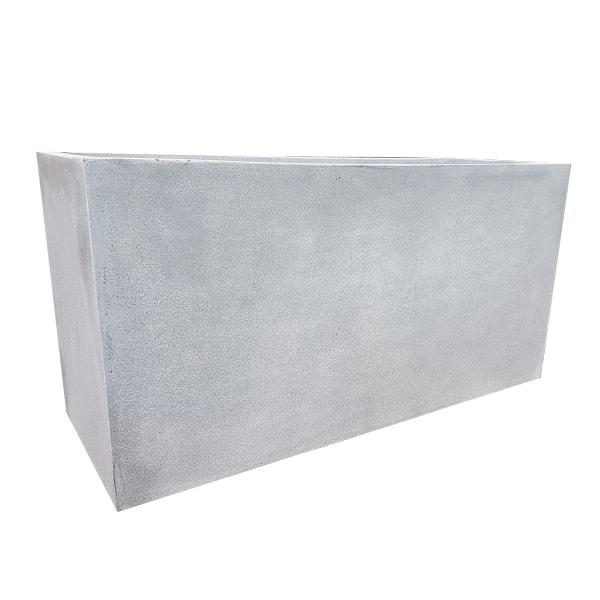 Grey Trough | Fibrestone Planter