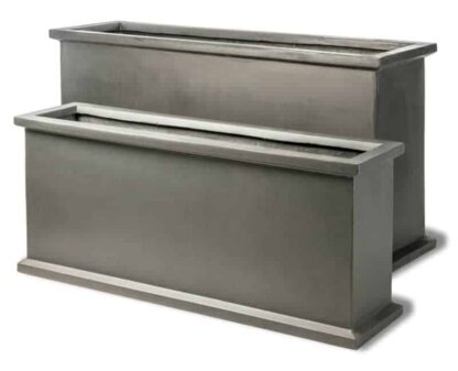 Grosvenor Trough Fibreglass Planter Alt 2