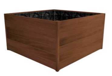Improved Oak Cube | Adezz Hardwood Planter