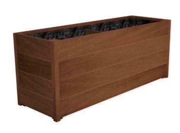 Improved Oak Trough | Adezz Hardwood Planters