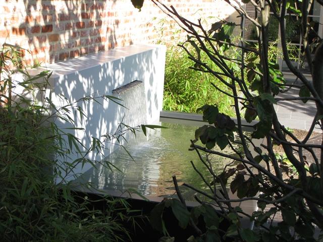 Aluminium Pond Backplate by Adezz alt 2