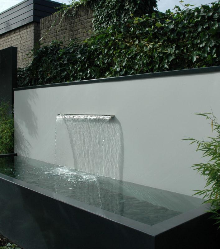 Aluminium Pond Backplate by Adezz alt 4