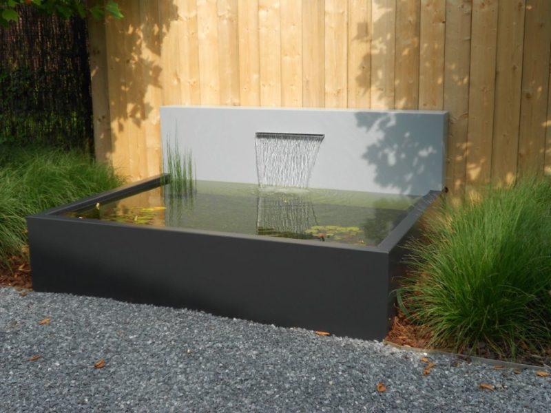 Aluminium Pond Backplate by Adezz alt 5