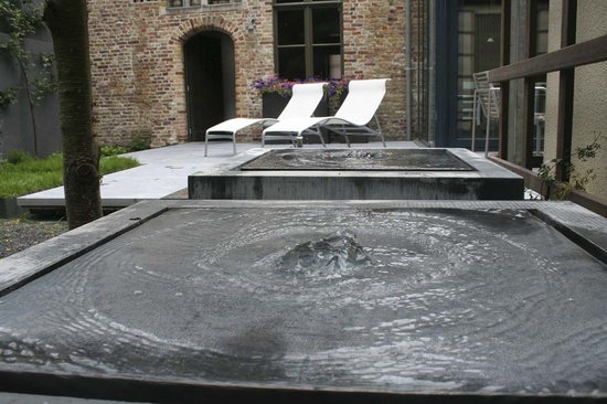 Aluminium Water Table by Adezz alt 7