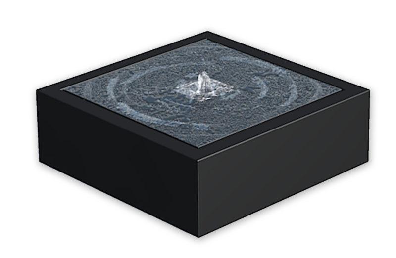 Aluminium Water Table by Adezz