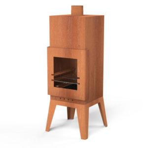 Bardi Log Burner by Adezz