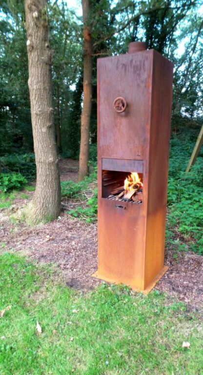 Borr Log Burner by Adezz alt 1