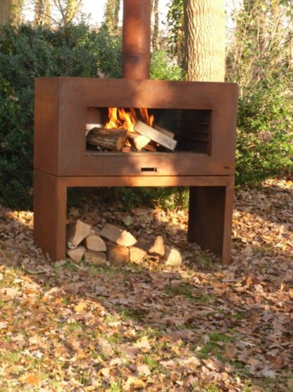 Enok Log Burner by Adezz alt 1