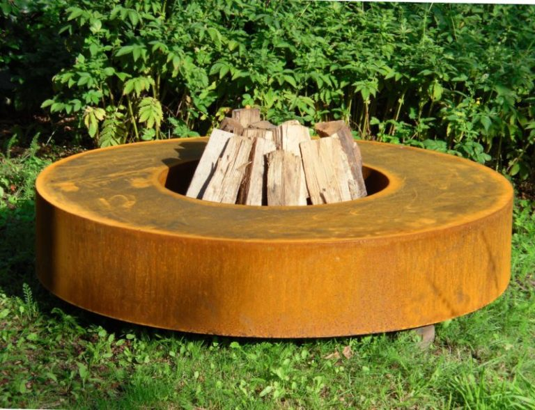 Fire Table Circle by Adezz alt 1