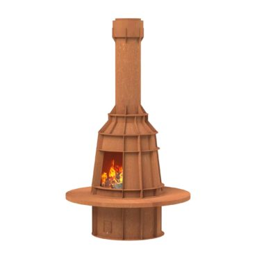 Form Log Burner by Adezz 123.220cm alt1