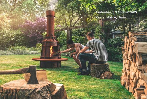 Form Log Burner by Adezz