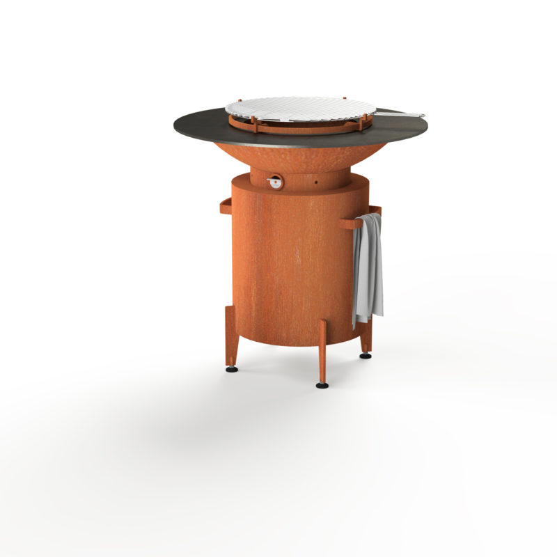 Forno Circular Grill with Handle by Adezz