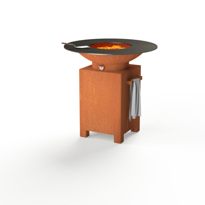 Forno Square Grill with Handle by Adezz