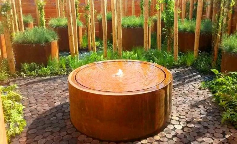 Round Water Table by Adezz alt 2