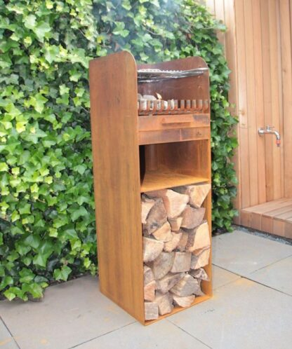 Skipp Log Burner by Adezz