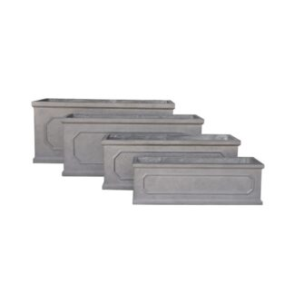 Clayfibre Trough Planters