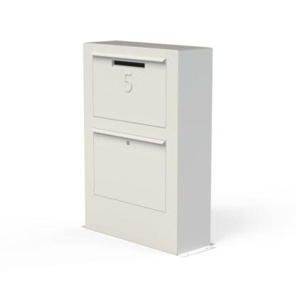 Aluminium Letter Box by Adezz alt 3