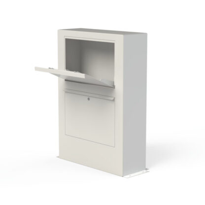 Aluminium Letter Box by Adezz alt 4