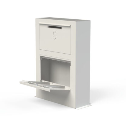 Aluminium Letter Box by Adezz alt 5